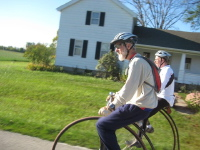 photo from the Ohio Wheelmen FORTH Race